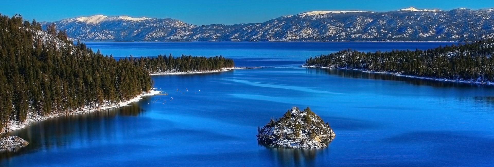 Lake Tahoe - Crystal Bay